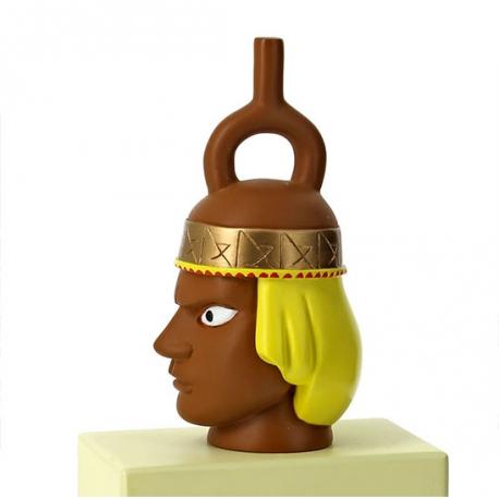 8 - Statuette vase Mochica