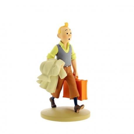 Tintin em viagem