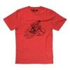 T-SHIRT TINTIN & Milou - bicicleta LOTUS