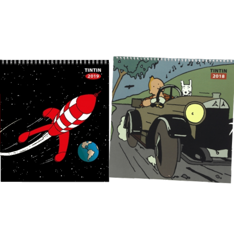 Duo calendar 2018+2019