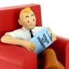 3 - Ícones Tintin: sofa vermelho