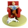 3 - Icons Tintin: red armchair