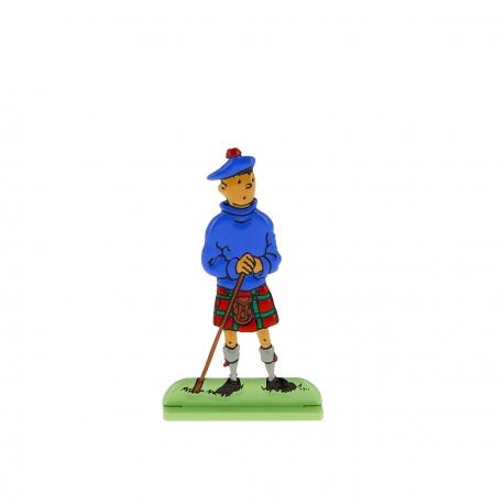 Tintin escocês