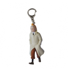 Tintin with coat on walking (large)