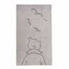 Drap de plage Tintin Adulte - Tintin mouette