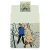 Capa de edredão Rackham - Tintin e Haddock