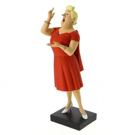 Statuette Castafiore Collection Privilège
