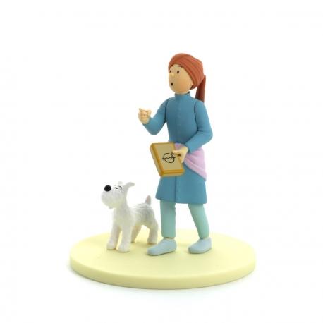 Tintin e os Charutos do Faraó- Cena 8
