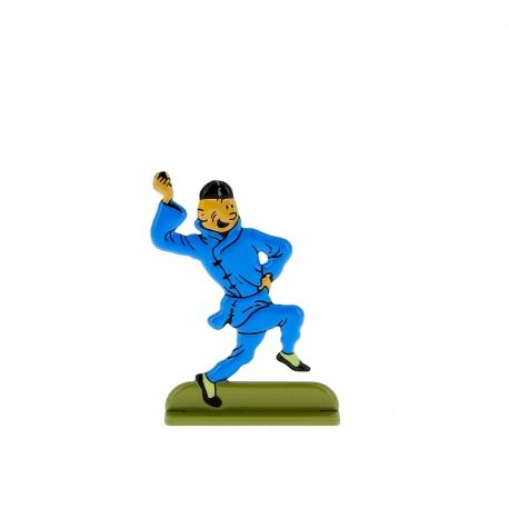 Tintin dança
