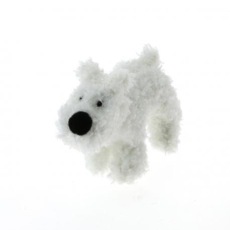 Snowy cuddly (8 cm)