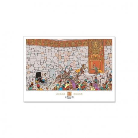 Poster Incas