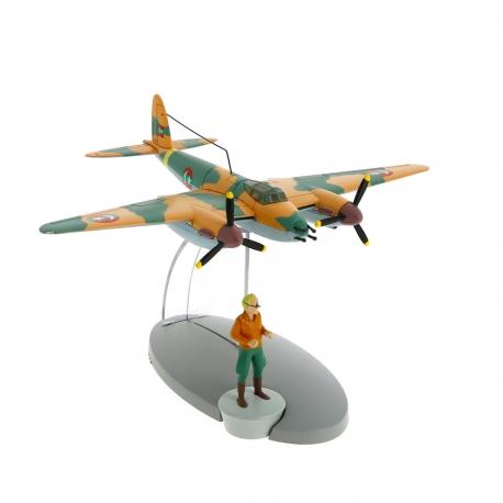 L'avion de reconnaissance