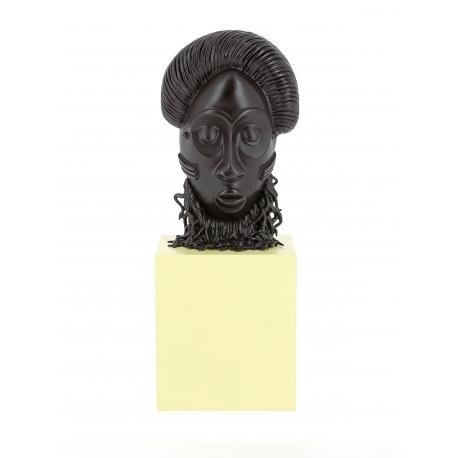 11 - A Máscara Africana