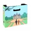 File Box Tintin - Château de Moulinsart