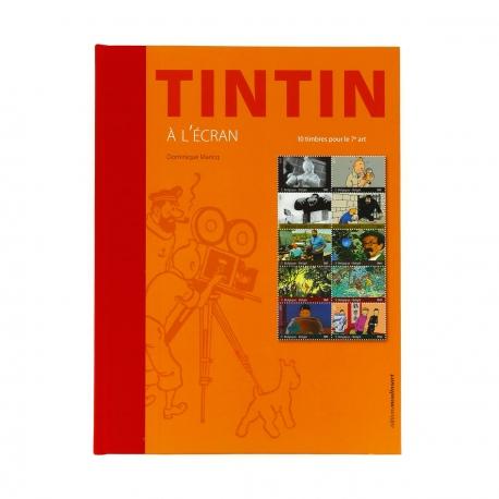Tintin à l'écran + 10 selos