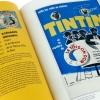 Tintin à l'écran + 10 timbres