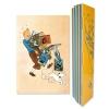 Poster Tintin e os albuns (60x40cm)