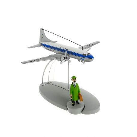 Sabena Airlines plane