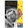 Hergé Exhibition Poster at the Grand Palais