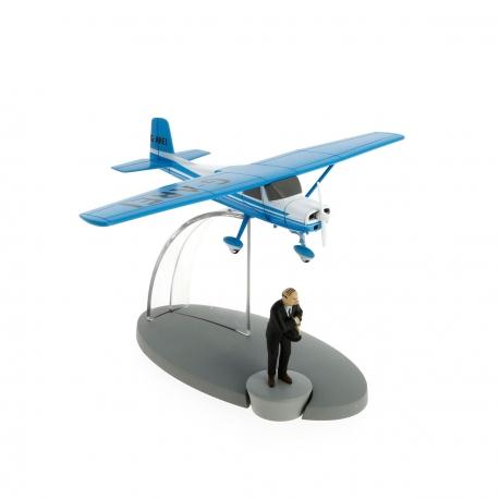 23-L'avion bleu de Müller