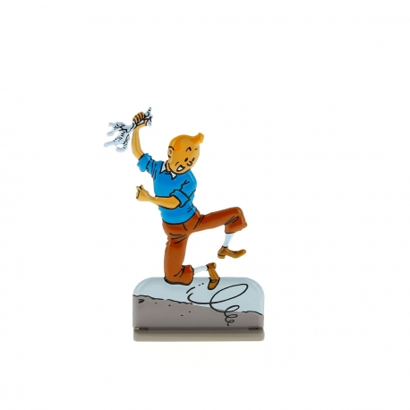 Tintin salta