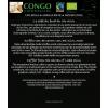 Lata café bio comércio justo TINTIN AU CONGO - Leão