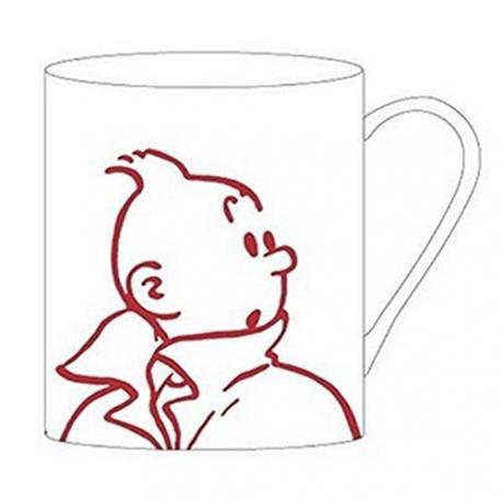 Caneca Tintin