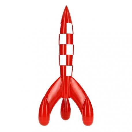Foguetão lunar Tintin 150cm