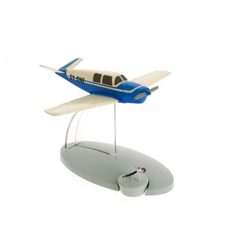 19-Avião Azul dos Raptores (SY-ONF)