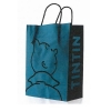 Recycled paper bag Tintin Profile