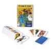 Jogo de Cartas personagens Tintin - 9 cm x 6 cm x 2 cm