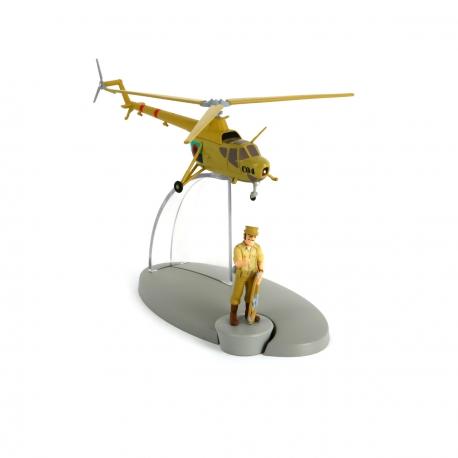 22-O Helicoptero do Exército de San Theodoros