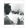 Postal – Hergé, Robert Kayaert: Studio Tintin, 1964