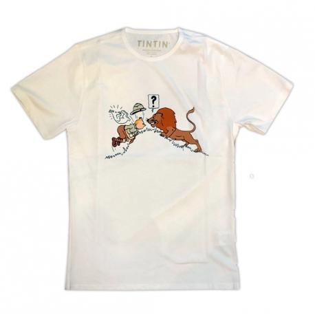 T-SHIRT Tintin CONGO