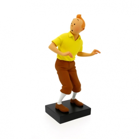 Tintin statue Privilege collection