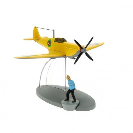 29-O Avião Amarelo do Emir
