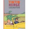 Tintin Hergé et les Autos
