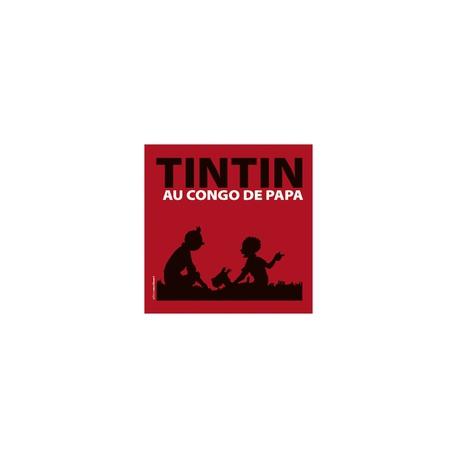 Tintin au Congo de Papa