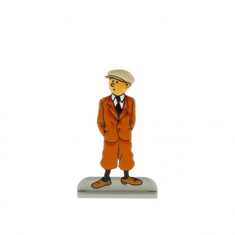 Tintin espera