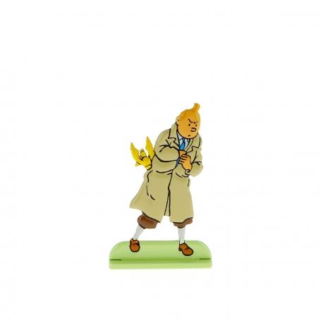 Tintin com o ceptro