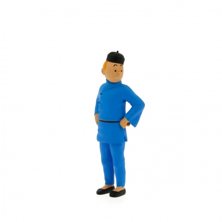Figura 3 - Tintin Lótus Azul