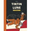Double Album Tintin Objectif Lune and On a marché sur la Lune (FR)