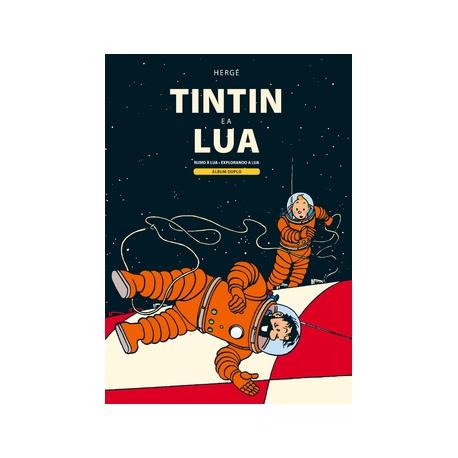 Tintin e a Luam album duplo