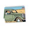 Tintin 2020 desk calendar