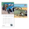 Tintin Calender 2020