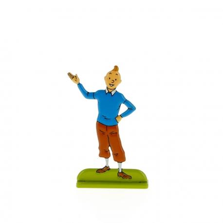 Tintin presents...