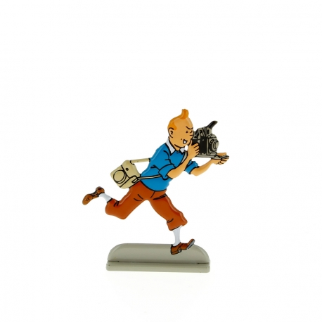Tintin fotografo