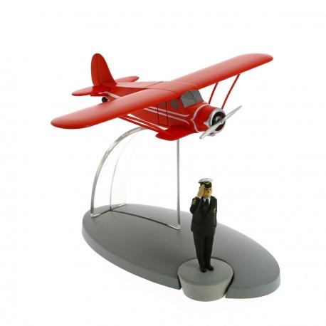 42-Avião do Professeur Alambique
