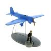 43-Avião azul de Jo, Zette e Jocko