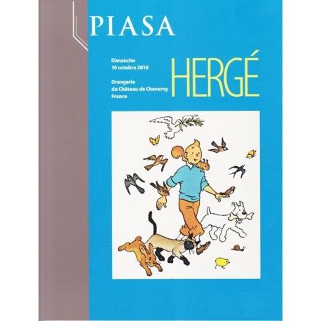 Catálogo PIASA HERGÉ CHEVERNY OUT 2010 (FR)